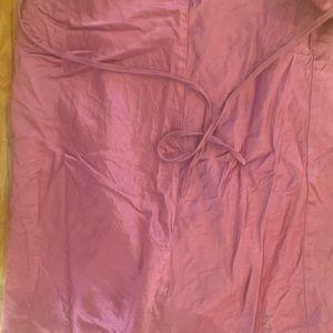 Diesel Silk Pink Skirt